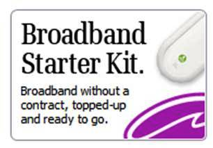 3 Mobile Broadband Starter Kit