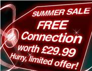 TalkTalk Broadband Free Connection Offer - Ends Monday 27th July 2009