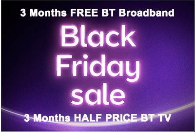 BT Black Friday Sale 2020