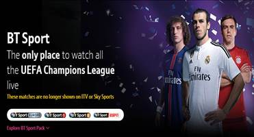 BT Sport - Your Season Ticket To Free Sport