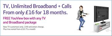 BT YouView TV