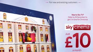 Sky Cinema Christmas 2017