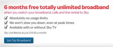 Sky Brilliant Deals