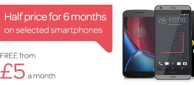 TalkTalk Mobile Smartphones