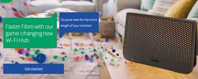 TalkTalk Fibre 30 Day Great Connection Guarantee