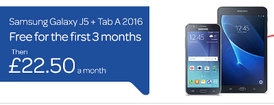 TalkTalk FREE Tablet And Phone