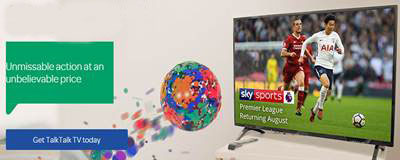 TalkTalk Sky Sports Offer