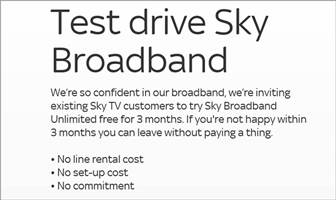 Try Sky Broadband Before You Buy