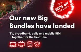 Virgin Media Big Bundles