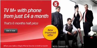 Click Here To Visit Virginmedia.com/TVRange For More Information