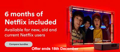 Virgin Media Christmas Deals 2017